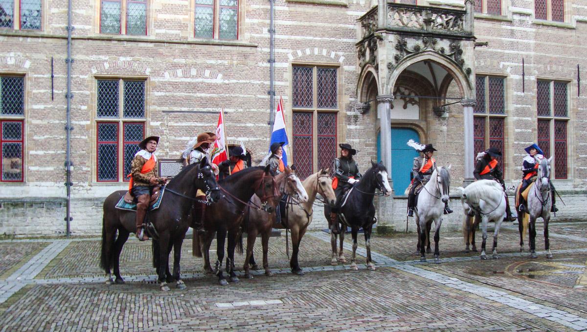 Cavalerie-markiezenhof