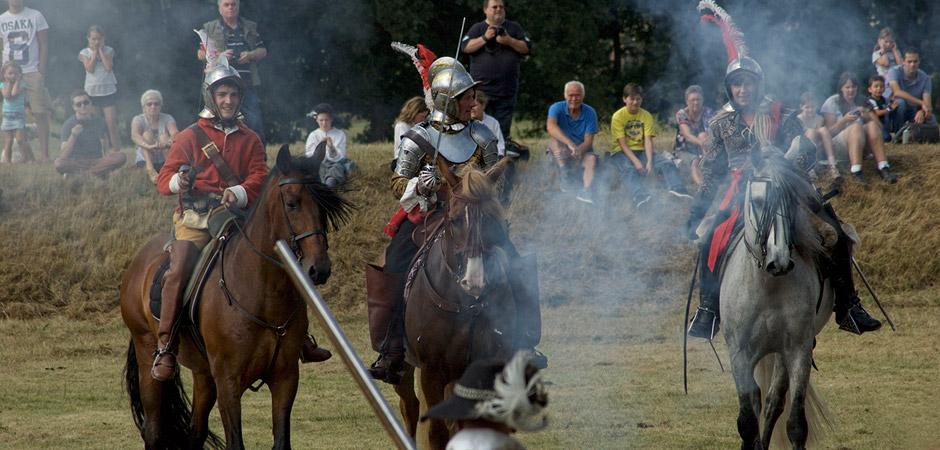 De slag om Fort de Roovere